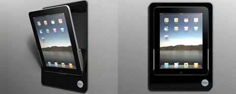 unterputz dock f rs ipad. Black Bedroom Furniture Sets. Home Design Ideas