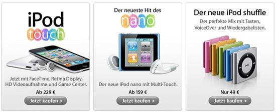 Videos vom iPhone, iPad und iPod touch am PC sichern