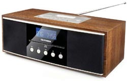 telefunken ip 200 soundsystem radio cd kombi im retro look. Black Bedroom Furniture Sets. Home Design Ideas