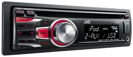 Neue günstige iPod/iPhone-kompatible Autoradios von JVC › ifun.de