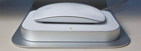 drahtlose stromversorgung f r apples magic mouse. Black Bedroom Furniture Sets. Home Design Ideas