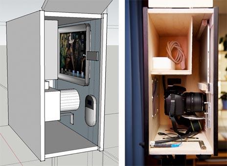 selbstgebaut professioneller fotoautomat mit ipad steuerung f r hochzeiten und feste. Black Bedroom Furniture Sets. Home Design Ideas