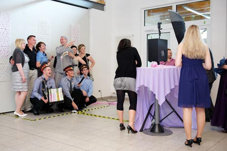 Selbstgebaut Professioneller Fotoautomat Mit Ipad Steuerung Fur