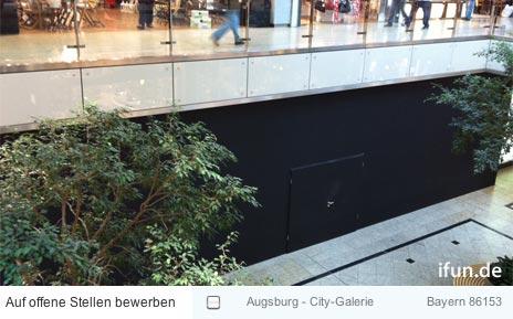 standort city galerie f r augsburger apple store best tigt. Black Bedroom Furniture Sets. Home Design Ideas