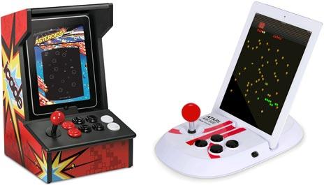 retro gamecontroller f rs ipad atari arcade im apple. Black Bedroom Furniture Sets. Home Design Ideas