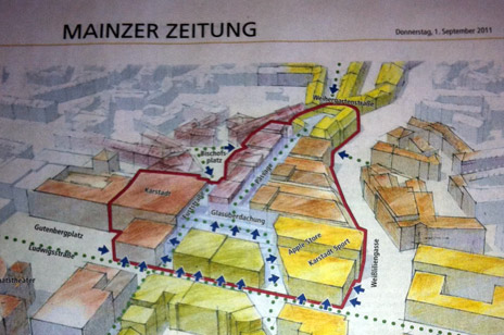 Mainz singleborse