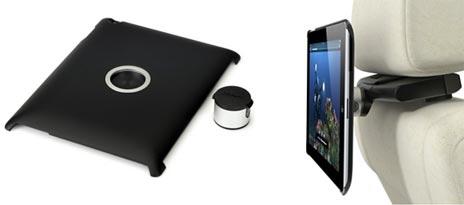 angetestet vogel s wand und autohalterung f r das ipad 2. Black Bedroom Furniture Sets. Home Design Ideas