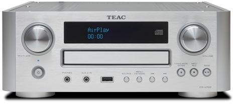 teac bringt neuen cd receiver mit airplay und. Black Bedroom Furniture Sets. Home Design Ideas