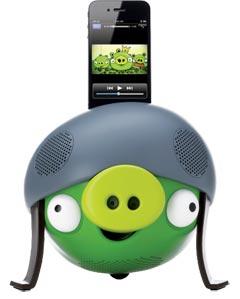 GEAR4 Angry Birds Helmschwein