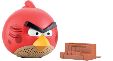 GEAR4 Angry Birds Roter Vogel
