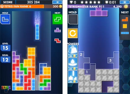 Tetris neu iPhone