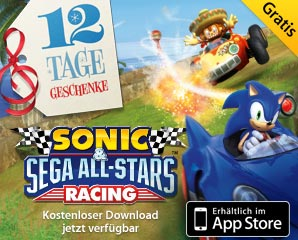 Sonic SEGA All Stars Racing