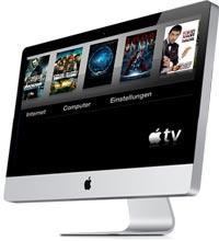 Apple TV-Gerät