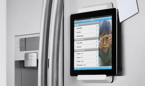 Kühlschrank Halterung : Belkin fridge mount im video praktische kühlschrank und