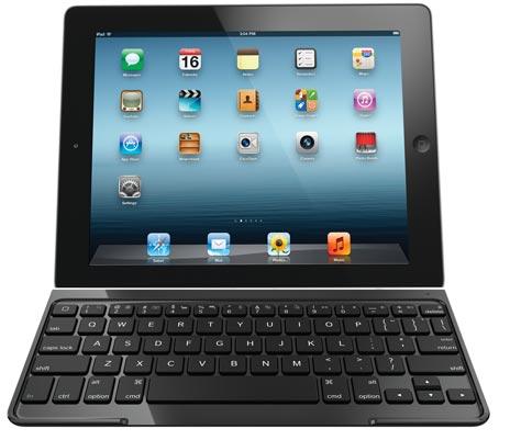 extrem d nn logitech stellt neues tastatur case f rs ipad. Black Bedroom Furniture Sets. Home Design Ideas
