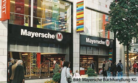 Mayersche Buchhandlung Köln öffnungszeiten