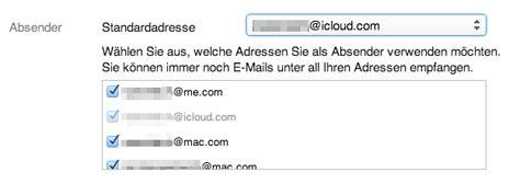 icloud-adresse