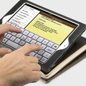 Angetestet: TwelveSouth BookBook-Hülle fürs iPad mini