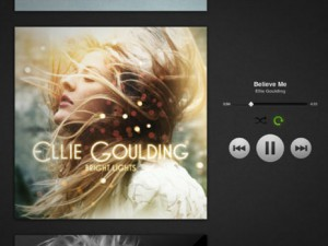 spotify-ipad