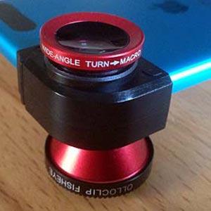 Angetestet: Olloclip Kamera-Objektivset für den iPod touch