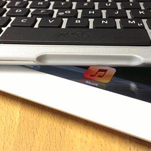 Angetestet: ZAGGkeys ProPlus Bluetooth-Tastatur für das iPad