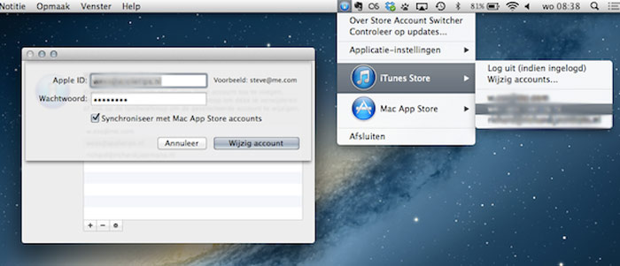 iTunes-account-switcher