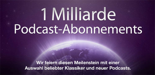 1milliardepodcasts