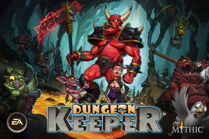 Dungeon Keeper main