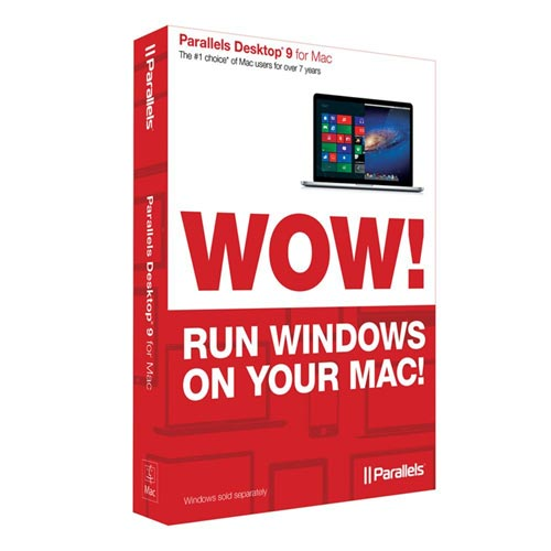 Parallels 9 Mac
