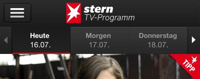 Stern Tv Programm