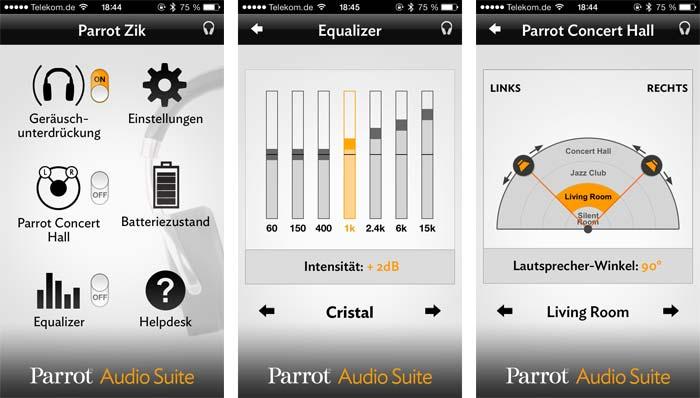 parrot-app
