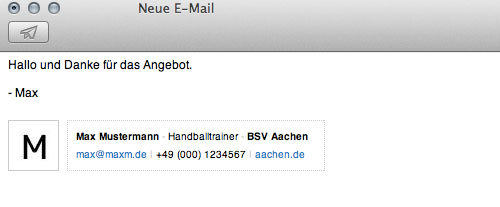 Bekanntschaften email