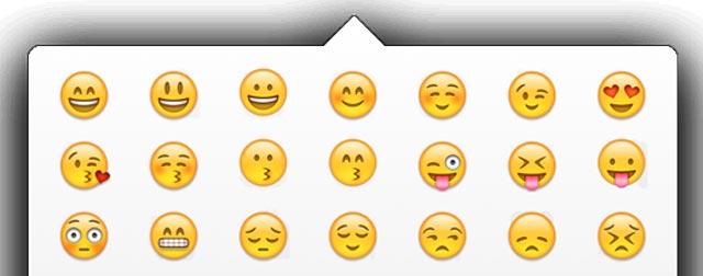 Emoticonos Iphone X