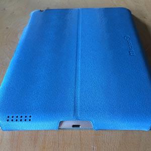 Macoon SuperThin: Dünne und farbenfrohe Klapphüllen für das iPad