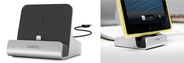 iPad-Ladestationen: Belkins Express-Dock und ein nobler Keramik ...