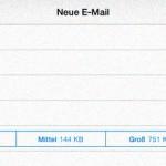 email-versand