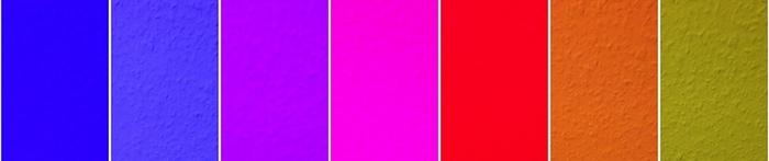 Philips hue im test gu10 offenbart schw che im for Zimmerwand farben