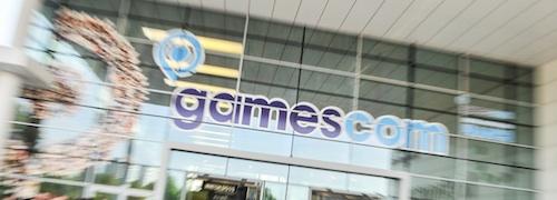 Einlass zur gamescom 2013, Eingang Süd