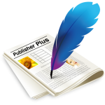Publisher Plus Icon
