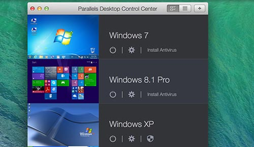 parallels-control-center