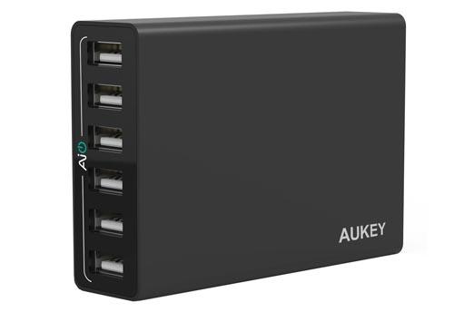 aukey-usb-ladegeraet