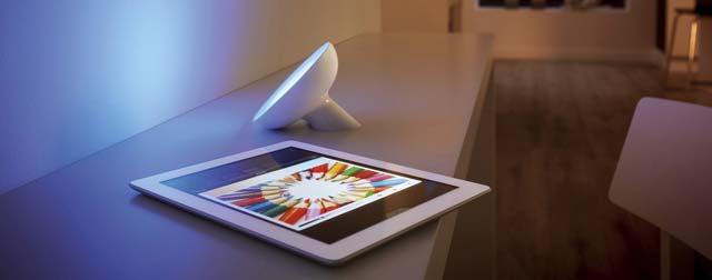 heute im angebot philips hue bloom starterkit router. Black Bedroom Furniture Sets. Home Design Ideas