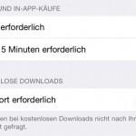passwort-einstellungen-app-store
