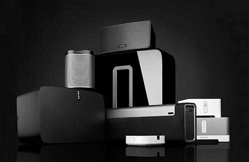 Sonos-Familie