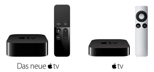Vergleich Apple TV 3 und Apple TV 4 › ifun de