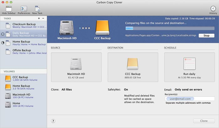 OS X El Capitan Datensicherung vor Installation › ifun de