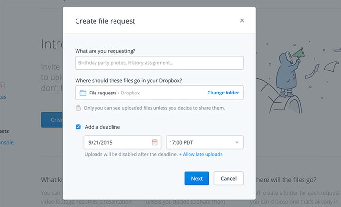dropbox-deadline