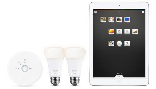 Philips hue lux starterkit heute zum sonderpreis for Lampen 500 lux