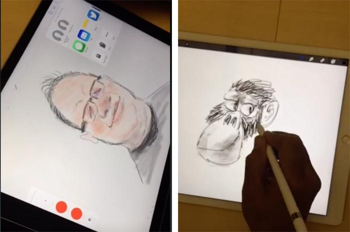 ipad-pro-zeichnungen