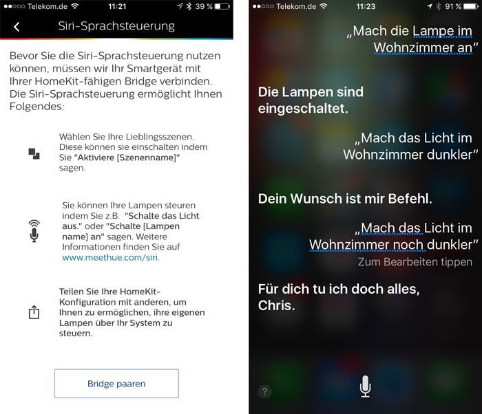 Mit HomeKit Seid Ihr Fr Die Konfiguration Und Steuerung Der Philips Lampen Nicht Mehr Auf Spezielle Hue Apps Angewiesen Sondern Knnt Jede Andere